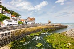Lynmouth Devon England Regno Unito Fotografie Stock Libere da Diritti