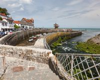 Lynmouth Devon England UK Royalty Free Stock Photography