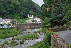 Lynmouth, Exmoor, England, Vereinigtes Königreich, Stockfotografie