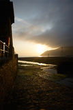 Lynmouth, Nord-Devon Großbritannien Stockbilder