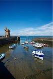 Lynmouth, North Devon UK Stock Photo