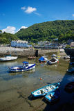 Lynmouth, North Devon UK Stock Photos