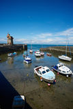 Lynmouth, North Devon UK Royalty Free Stock Photo