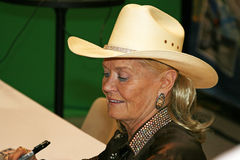 Lynn Anderson - CMA Festival 2009 Royalty Free Stock Photo