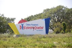 Lynn Meadows Discovery Center for Children, Gulfport, Mississippi. Lynn Meadows Discovery Center for Children is dedicated to inspiring children, families and Royalty Free Stock Image