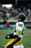 Lynn Swann. Pittsburgh Steelers WR Lynn Swann, #88.  (Image taken from color slide Royalty Free Stock Images