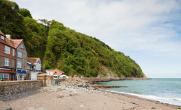 Lynton and Lynmouth Railway Stock Image