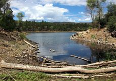 Lynx Lake, Prescott, Yavapai County, Arizona Stock Photography