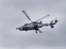 Lynx Mk 8 Helicopter Royalty Free Stock Photos