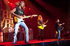 Lynyrd Skynyrd royalty free stock images