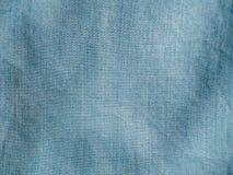 Lyocell o struttura blu del modello del denim del tencel immagini stock libere da diritti