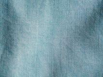 Lyocell o struttura blu del modello del denim del tencel fotografie stock libere da diritti