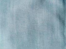 Lyocell or tencel blue denim pattern texture royalty free stock photo