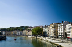 Lyon Royalty Free Stock Photos