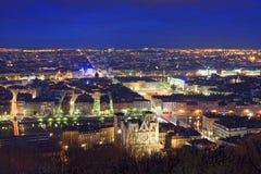 Lyon. Fotografia de Stock Royalty Free