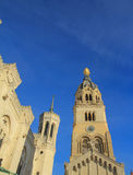 Cathedral notre-dame de fourviere, Lyon, France Stock Photo