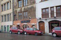 Lyon city cente Stock Photos