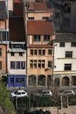 Lyon City Center Royalty Free Stock Photography