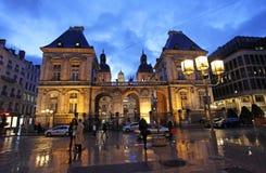 Lyon City Hall, France Royalty Free Stock Photo