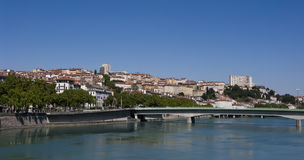 Lyon cityscape Royalty Free Stock Images