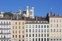 Lyon cityscape Royalty Free Stock Photography