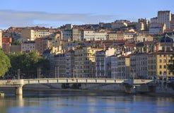 Lyon croix-Rousse Royalty-vrije Stock Afbeeldingen