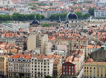 Lyon in France Royalty Free Stock Photo