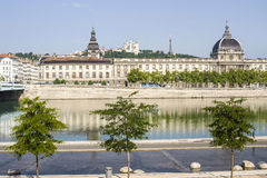 Lyon (France) Stock Images