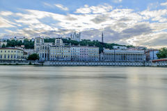 Lyon france Fotografia Stock