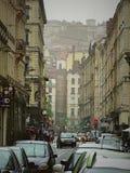 Lyon france fotografia stock