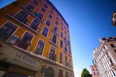 Lyon - France - architecture Stock Photography