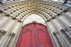 Lyon (France) - Cathedral Royalty Free Stock Photography