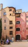 Lyon, Frankreich stockfotos