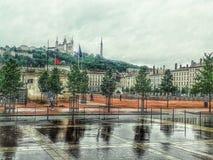 Lyon Frankreich Stockfoto