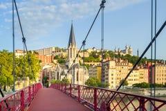Lyon, Frankrijk Royalty-vrije Stock Foto's