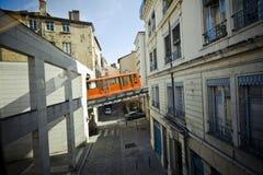 Lyon funikulär Lizenzfreie Stockbilder