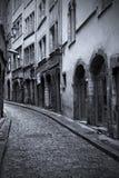 Lyon Old Town Stock Photos
