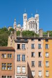 Lyon, old town stock images