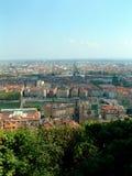 Lyon skyline Royalty Free Stock Image