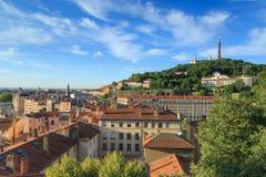 Lyon Royalty Free Stock Photo