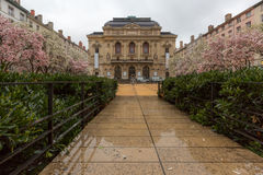 Lyon Theatre. Des Celestins France Stock Photography