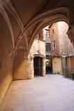 Lyon Traboules, França Imagem de Stock Royalty Free