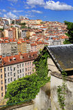 Lyon view, France Stock Photography