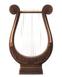 Lyre Royalty Free Stock Photography