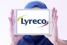 Lyreco firmy logo Fotografia Stock