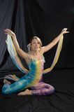 Lyrical Dancer Stock Photo