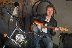 Lyrical music Stock Photography