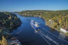 Lysbris των MV Στοκ Εικόνα