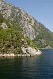 Lysefjord Royalty Free Stock Photography