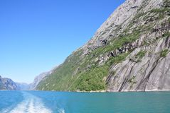 Lysefjord, Norway Royalty Free Stock Photography